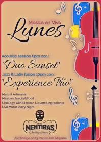 Duo Sunset & Experience Trio