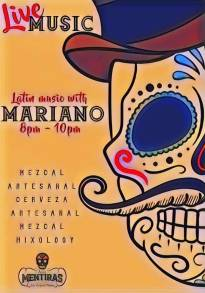 Latin music with Mariano