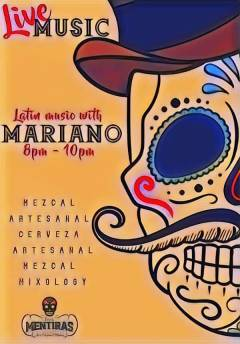 Latin music with Mariano