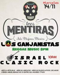 Los Ganjanistas Reggae Music. Israel Classic Rock